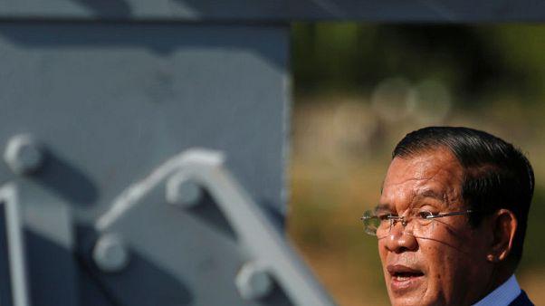 رئيس وزراء كمبوديا سيلقي كلمة بالأمم المتحدة بعد إعلانه الفوز بالانتخابات