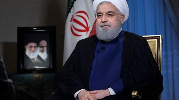 """Iran: Washington réimpose des sanctions, Téhéran crie à la """"guerre psychologique"""""""