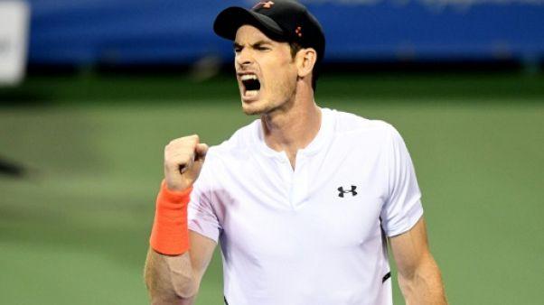 Classement ATP: Nadal toujours N.1, Murray revient de loin