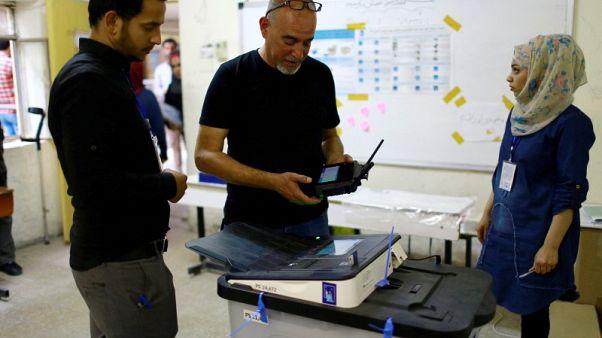 العراق يعلن انتهاء الفرز اليدوي للأصوات في انتخابات مايو