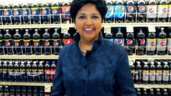 PepsiCo CEO Nooyi to step down, Ramon Laguarta to succeed