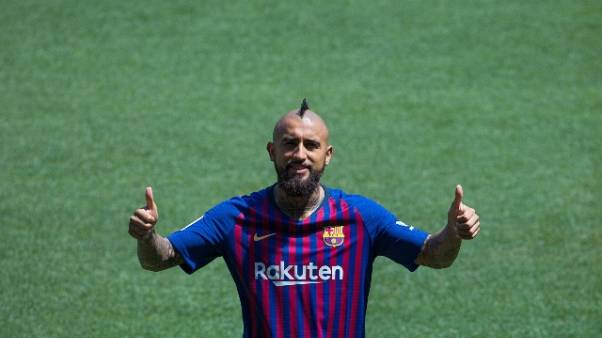 Vidal, al Barca per vincere la Champions