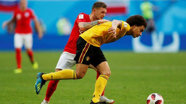 Belgium midfielder Witsel agrees to join Dortmund