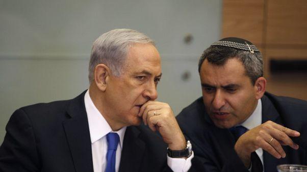 وزير إسرائيلي: مصر تتحمل مسؤولية مساوية لمسؤولية إسرائيل عن غزة