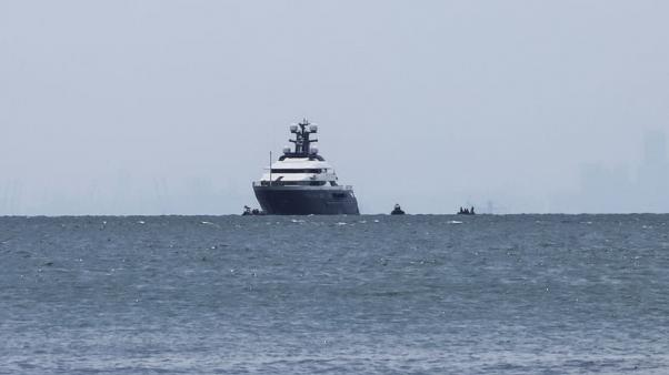 Indonesia hands yacht linked to 1MDB over to Malaysia
