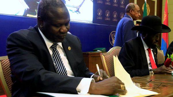 مواطنو جنوب السودان يأملون في انتعاش الاقتصاد بعد اتفاق سلام