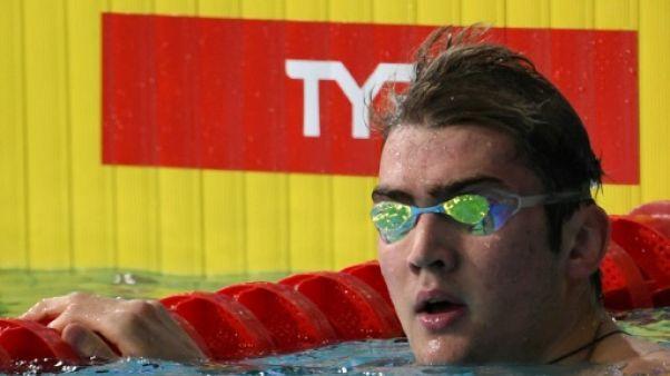 Natation: déjà trois titres pour Kolesnikov à Glasgow