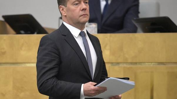 Russian PM says NATO admission of Georgia could trigger 'terrible conflict'