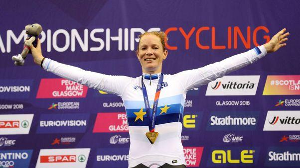 شميليفا ووايلد تحصدان الذهب مجددا في منافسات الدراجات