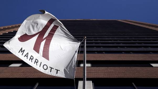 Marriott sees revenue weakness in third quarter, shares fall