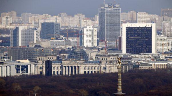 Berlin wants power to intervene if non-EU buyer gets 15 pct of a German firm -report