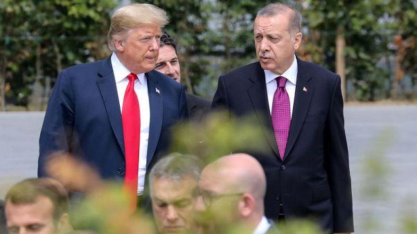 Turkish, U.S. officials to meet in Washington amid dispute - CNN Turk