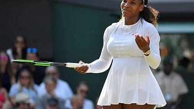 Serena Williams says struggling with 'postpartum emotions'