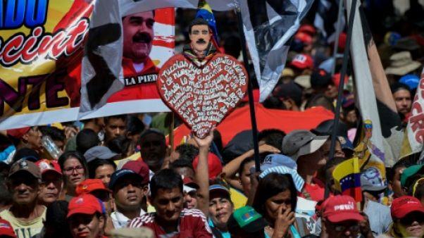 """""""Attentat"""" contre Maduro: la justice poursuivra ceux qui """"conspirent contre la paix"""""""