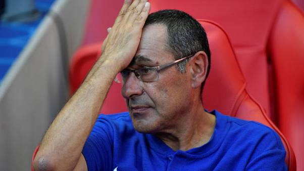 Sarri faces tough task in search for first silverware