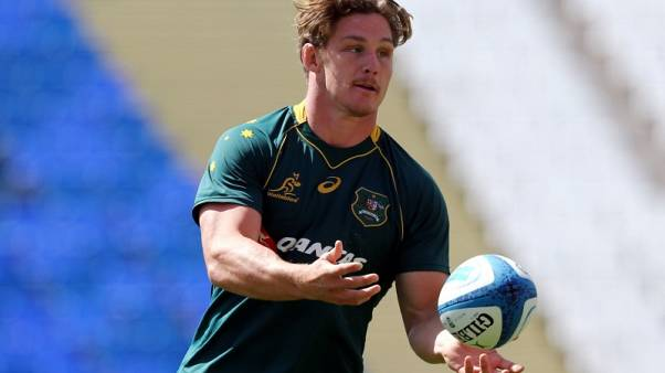 Rugby - Wallabies skipper Hooper says will be fit for Bledisloe opener