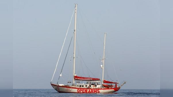 Le navire d'une ONG espagnole va débarquer 87 migrants à Algeciras