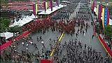 """Au Venezuela, un """"attentat"""" et de nombreuses questions"""