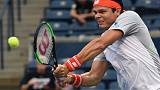 Raonic advances, Sock ousted in Rogers Cup