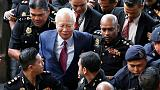 Malaysia's former PM Najib to be charged with money laundering
