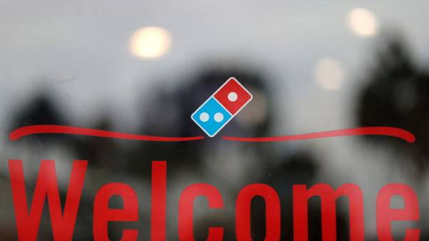 Domino's Pizza posts higher half-year sales on higher UK demand