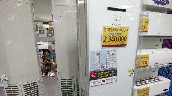 كوريا الجنوبية تخفف عبء فواتير الكهرباء على الأسر رغم الحر الشديد
