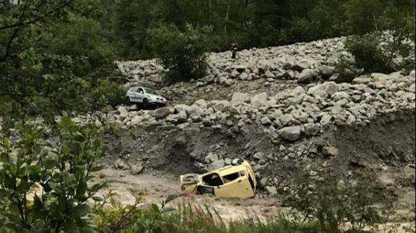 Frana Val Ferret,trovata seconda vittima
