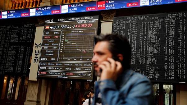 Banks and autos drive European shares higher as UniCredit shines