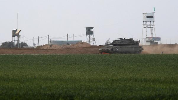 مقتل عضوين بحماس في قصف إسرائيلي بغزة
