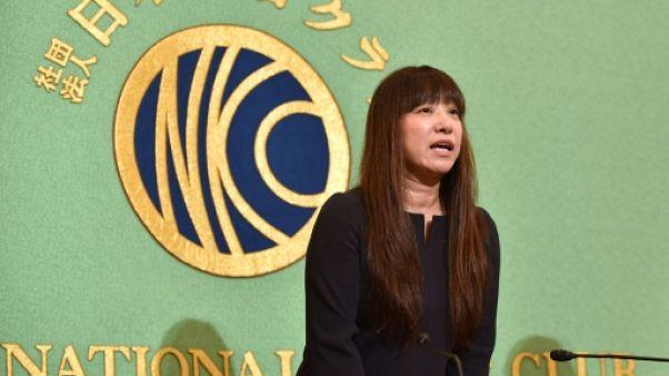 La femme d'un journaliste japonais otage en Syrie plaide pour sa libération