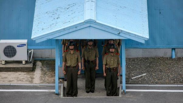 La Corée du Nord libère un Sud-Coréen arrêté en juillet