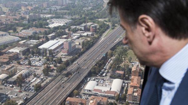 Incendio Bologna: Conte, più sicurezza