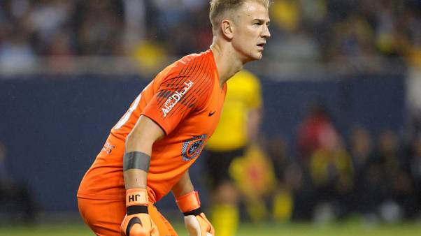 Hart joins England keeper contingent at Burnley