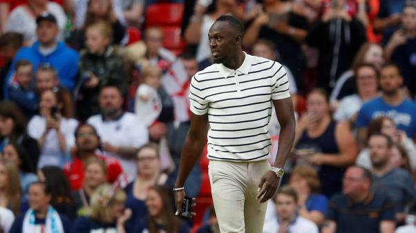 Bolt to train with A-League side Central Coast Mariners