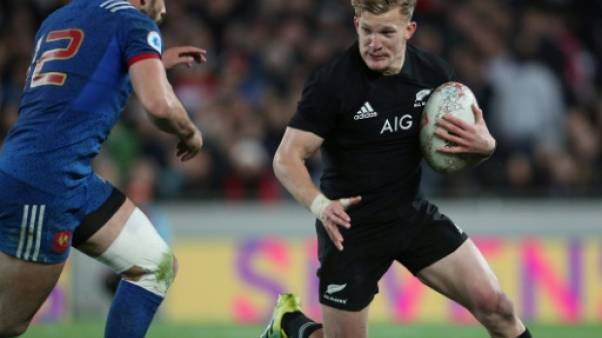 Super Rugby: McKenzie meilleur joueur, un seul Crusader dans le XV type