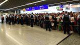 خلل أمني يؤدي إلى إخلاء أجزاء من مطار فرانكفورت بألمانيا