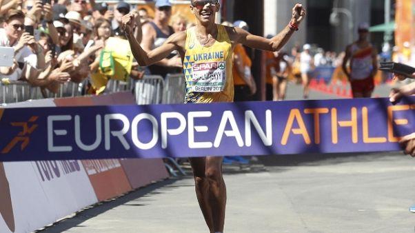 Europei atletica, a Ucraina 1/o oro