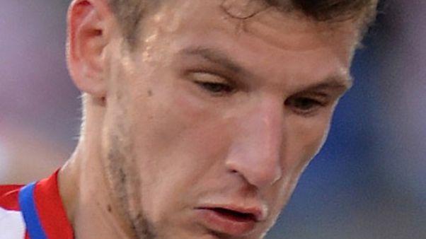 Soccer - Rangers sign Croatia defender Barisic