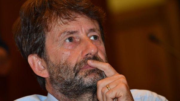 Franceschini, smontato ministero Turismo