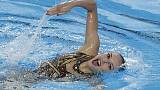 Synchronised swimming - Kolesnichenko wins fourth title for Russia