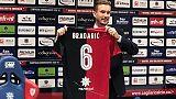 Bradaric, pronto a far bene col Cagliari