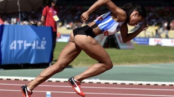 """Euro d'athlétisme: """"Trois tours, je suis préparée pour"""", confie Floria Guei"""