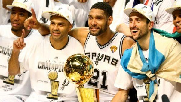 La lettre d'adieu de Tony Parker aux San Antonio Spurs