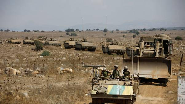 Israel sees Syrian army growing beyond pre-civil war size