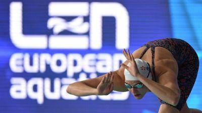 Natation: Bonnet et Wattel en finale du 100 m, pas Blume