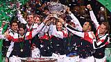 Coupe Davis: Lille et Madrid candidates à l'accueil de l'éventuelle nouvelle formule en 2019