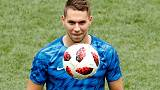 Soccer - Fiorentina sign Croatia winger Pjaca on loan from Juventus
