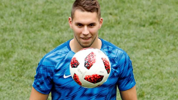 Soccer - Fiorentina sign Croatia winger Pjaca on loan from Juventus
