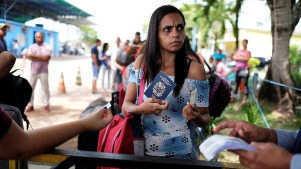Brazil judge overturns Venezuela border closure, opening path for immigrants