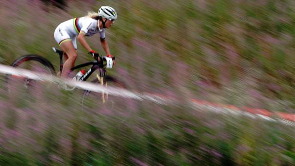 Mountain Biking - Neff and Forster earn Swiss cross-country double